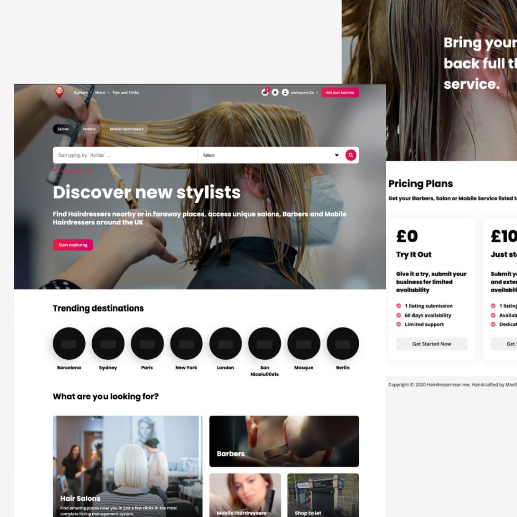 Website Designer - Yorkshire - Mooseo.co.uk